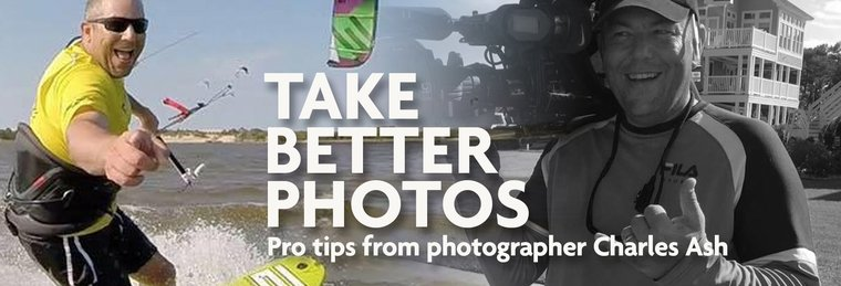 Take better photos – Pro tips from photographer Charles Ash