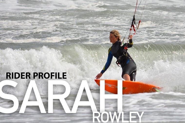 Rider Profile – Sarah Rowley