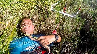Snake attack kiter