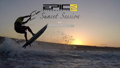 Brazil - sunset surf session