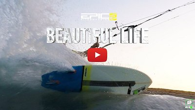 Beautiful life - kiteboarding brazil