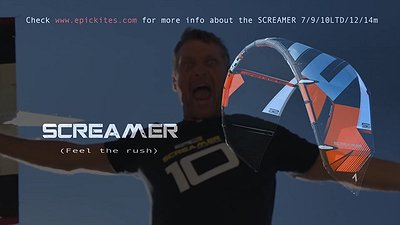 Epic Kites - The SCREAMER