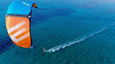 OXYGEN board & INFINITY kite